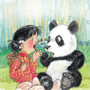Ping and Po-Li by Irish author Audrey Moore