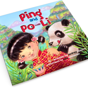 Ping & Po-Li by Irish author Audrey Moore